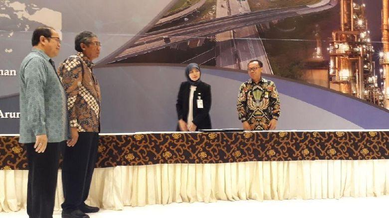 Perta Arun Sewa Kilang LNG di Aceh Selama 15 Tahun