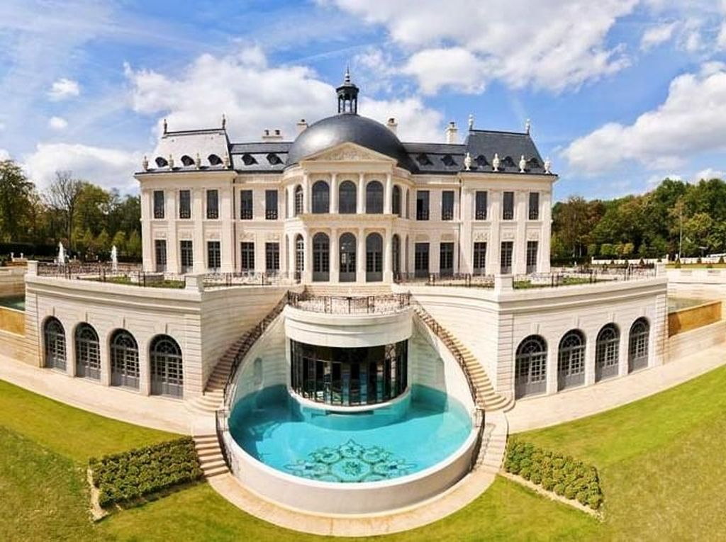 Begini Isi Rumah Termahal di Dunia Milik Pangeran Arab