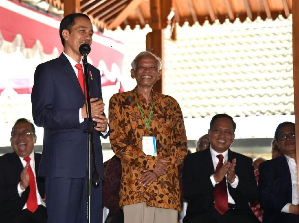 Jokowi Ingatkan Tantangan Zaman, Contohkan Profesi yang Hilang