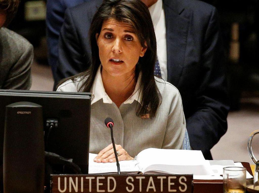 Rusia Sambut Gembira Keluarnya AS dari Dewan HAM PBB