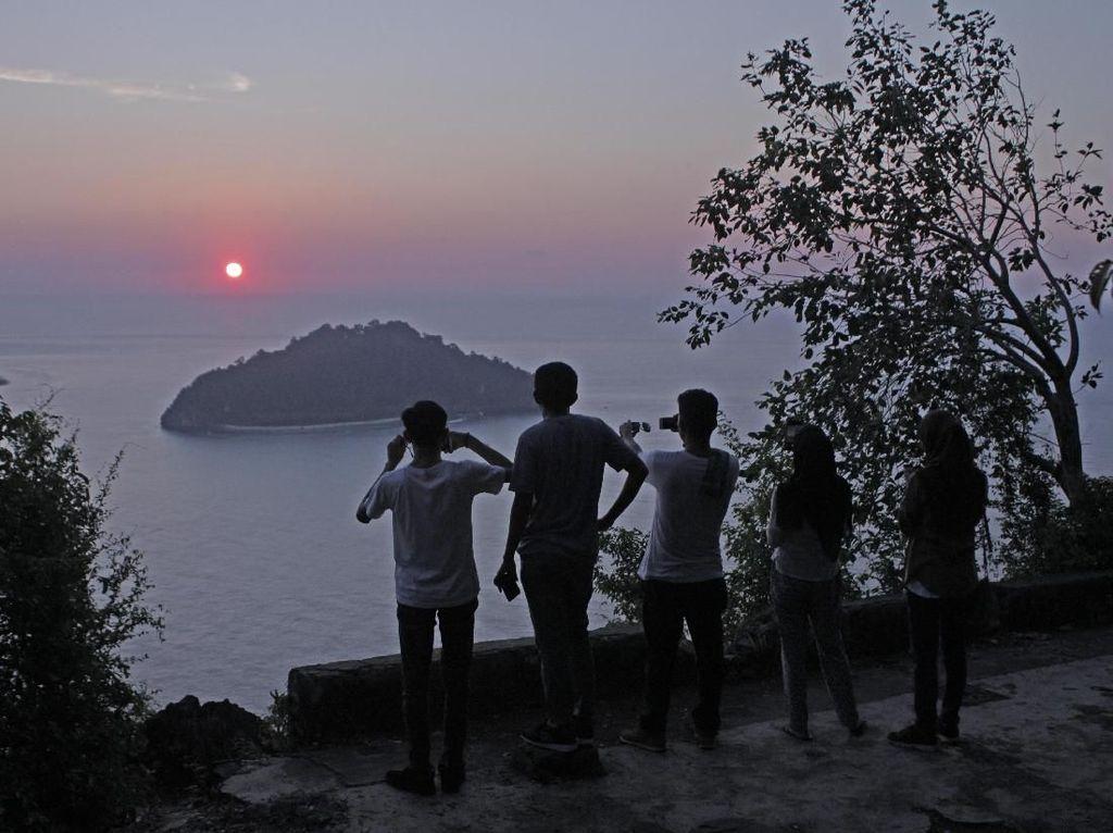 Selebgram Jadi Tombaknya Aceh Perkenalkan Pulau Perawan