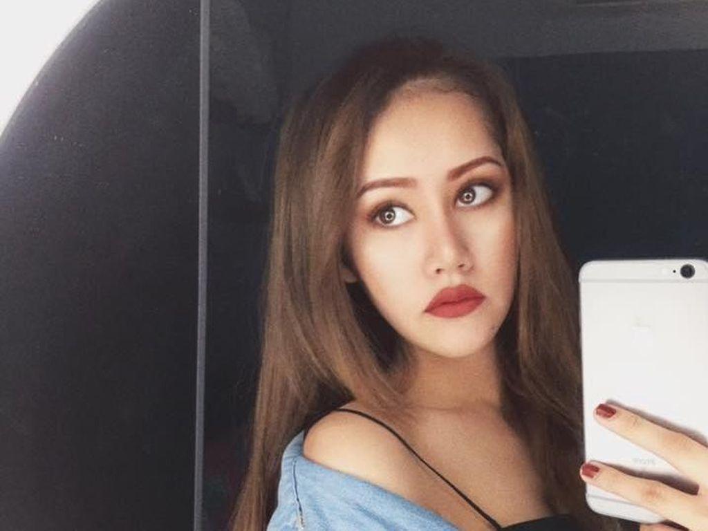 Foto: Ini Nunnpus, Model Cantik Thailand yang Tewas Gantung Diri