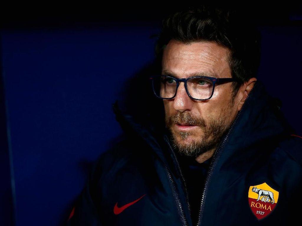 Di Francesco kepada Roma: Fokus Penuh ke Genoa, Lupakan Dulu Liverpool