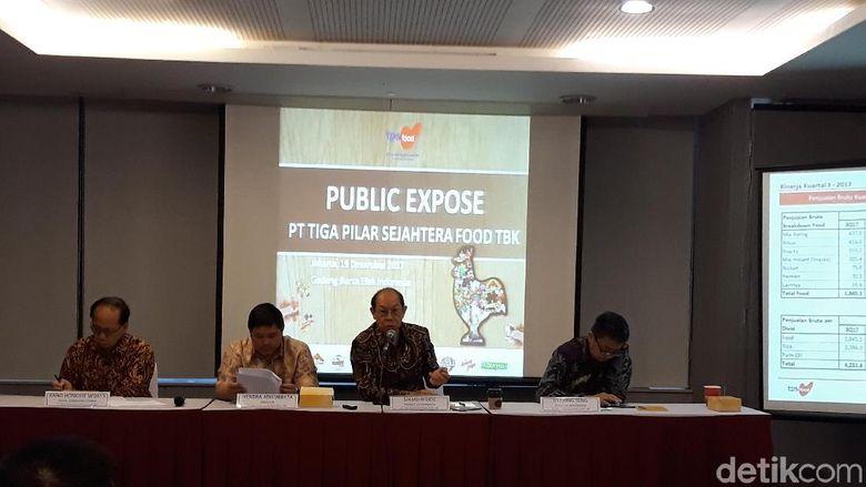 Induk PT IBU akan Terbitkan Surat Utang Rp 900 M