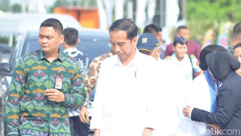 Jokowi: Saya Bingung Banyak Orang Ribut Pembangunan Jalan Tol
