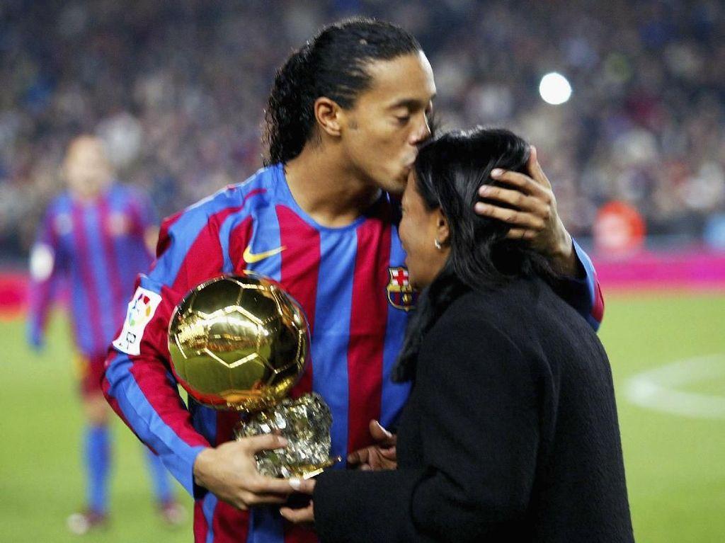 Deretan Elite Peraih Ballon dOr, Liga Champions, dan Piala Dunia