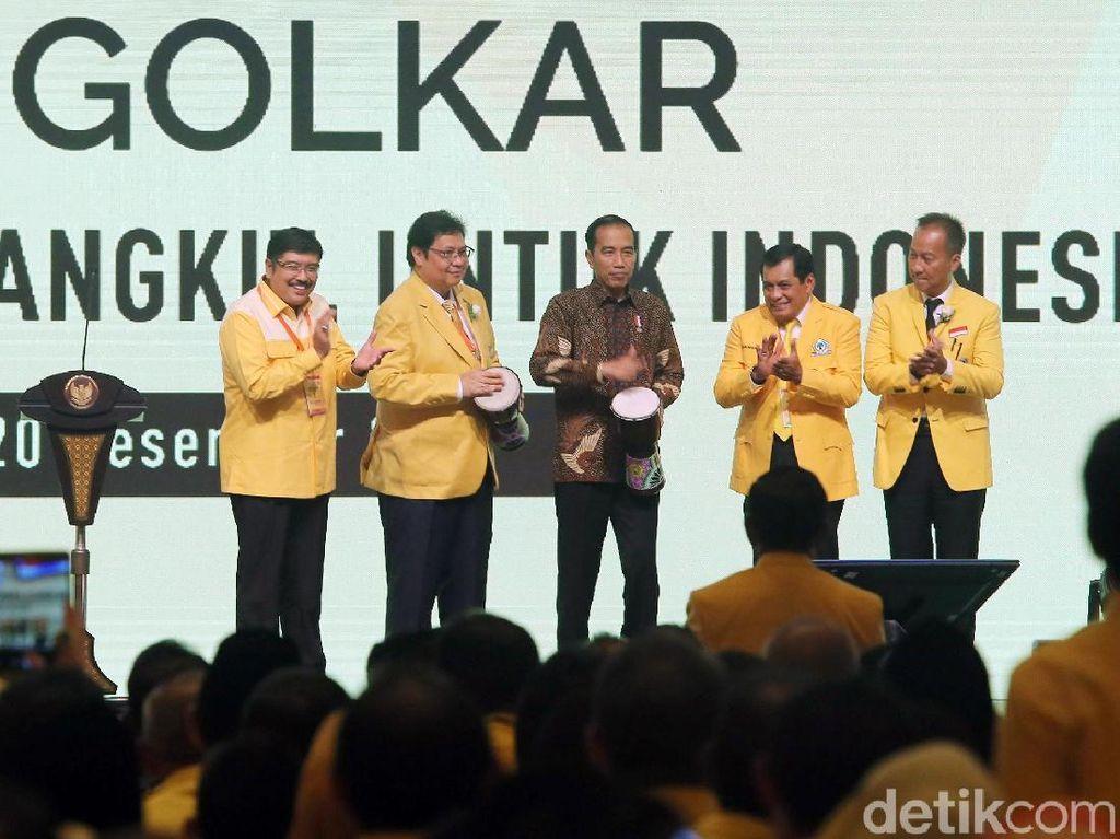 Paman Bobby Maju Pilkada, Golkar Tak Pandang Status Kerabat Jokowi