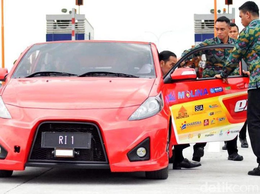 Aturan Kendaraan Listrik Tinggal Tunggu Tanda Tangan Jokowi
