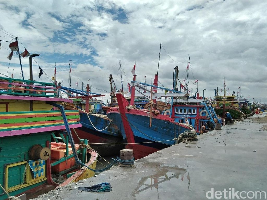 Kemenhub Sertifikasi 33.052 Kapal Penangkap Ikan