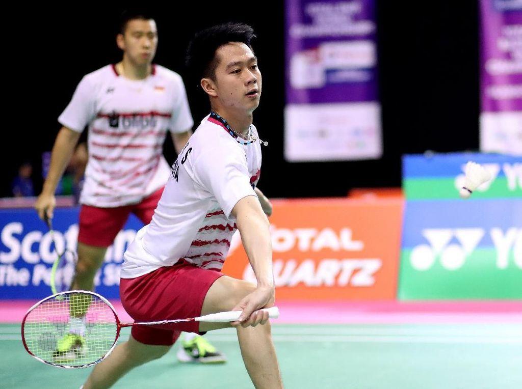 Indonesia Masters Jadi Kesempatan Kevin Sanjaya dkk. Kenali Istora