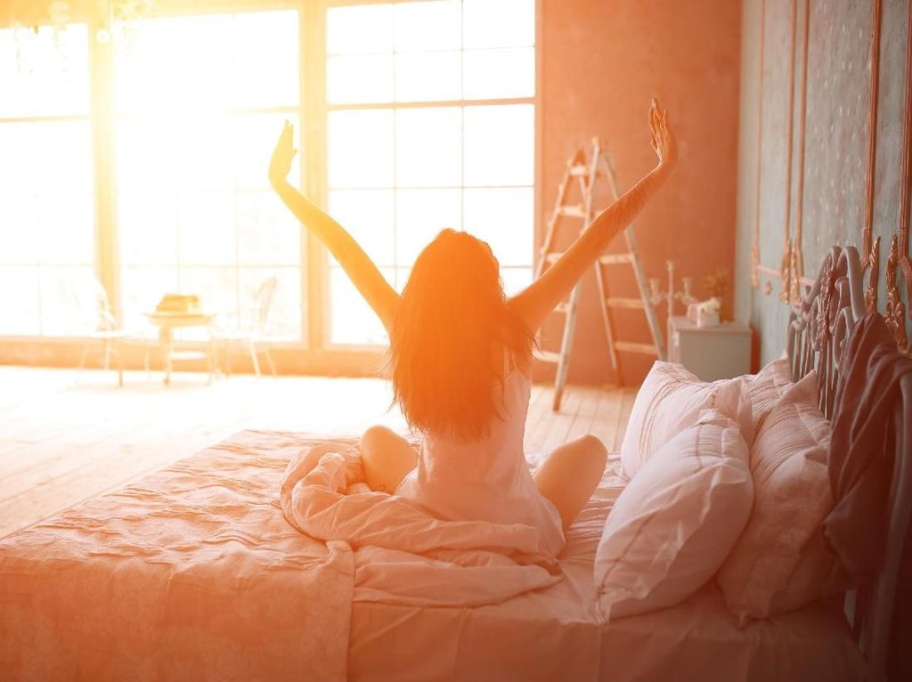 4 Kebiasaan Sehat yang Hanya Bisa Dilakukan Jika Rajin Bangun Pagi