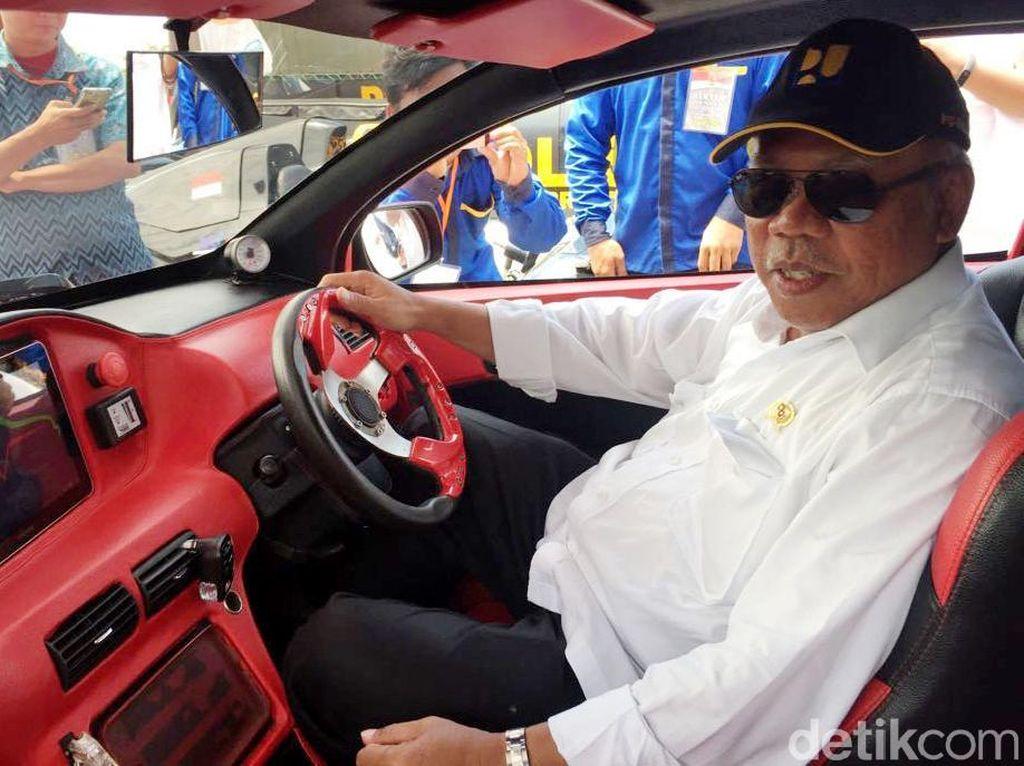 Pak Basuki, Capek Enggak Sih Jadi Menteri PUPR?