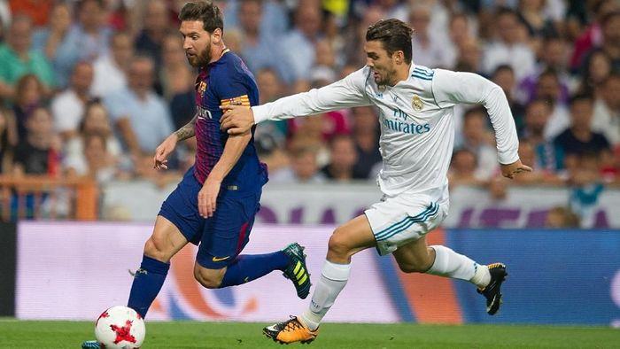 Barcelona Hajar Madrid 3-0