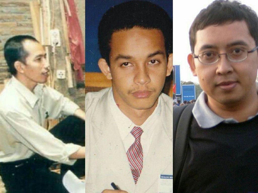 Ketika Jokowi, Anies, dan Fadli Zon Nostalgia Lewat Foto Jadul