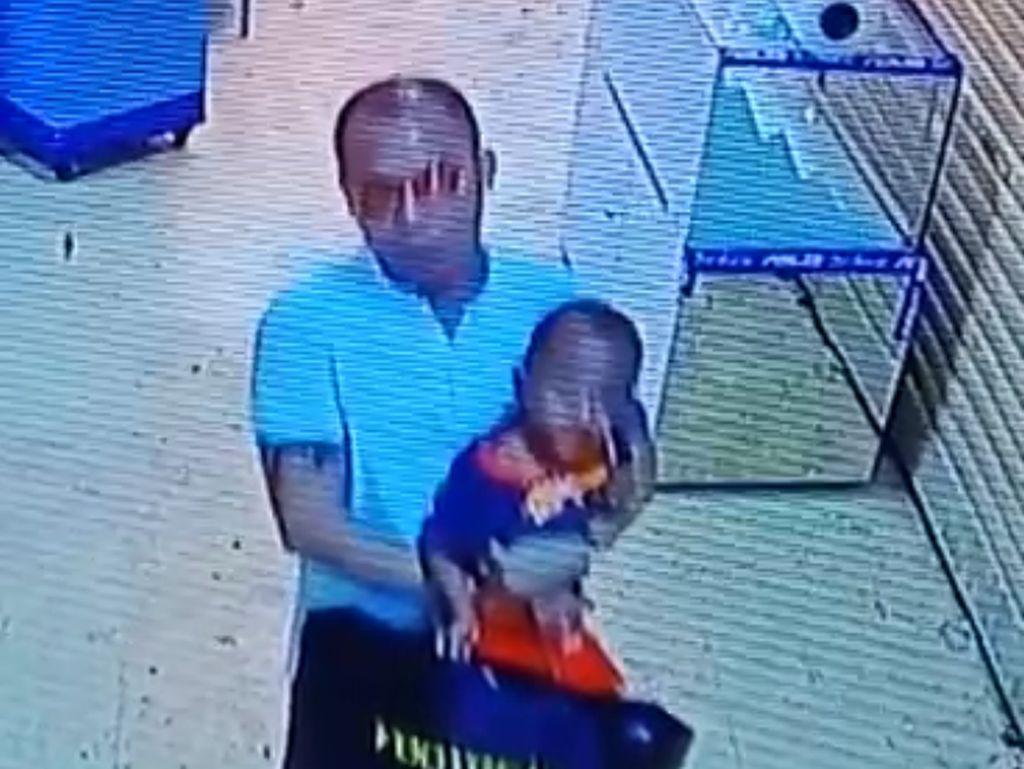Video Upaya Penculikan Anak di ITC Kuningan Digagalkan