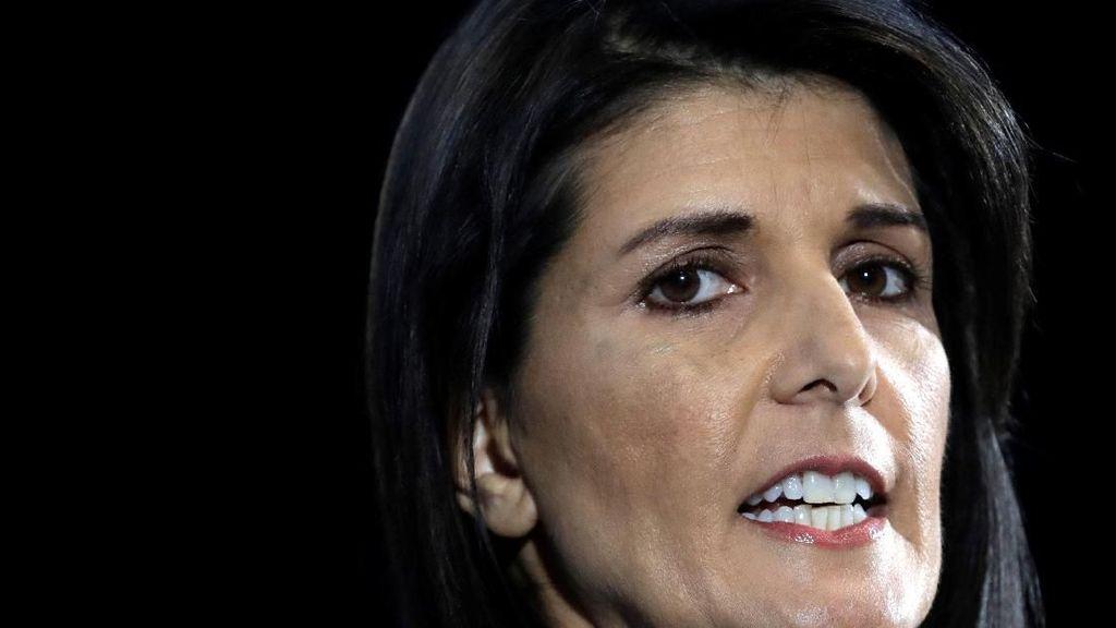 Sosok Dubes AS yang Sampaikan Veto DK PBB Soal Yerusalem