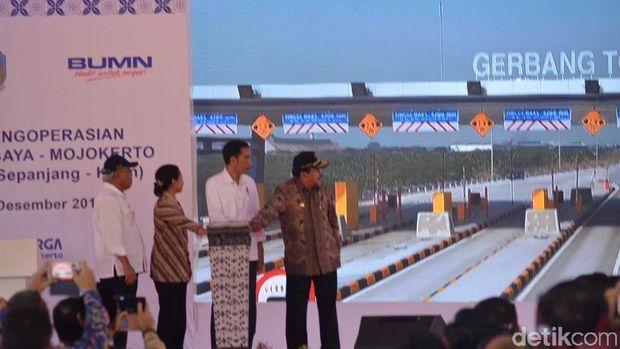 Jokowi: China yang Dulu Nengok Jalan Tol RI, Sekarang Punya 280.000 Km