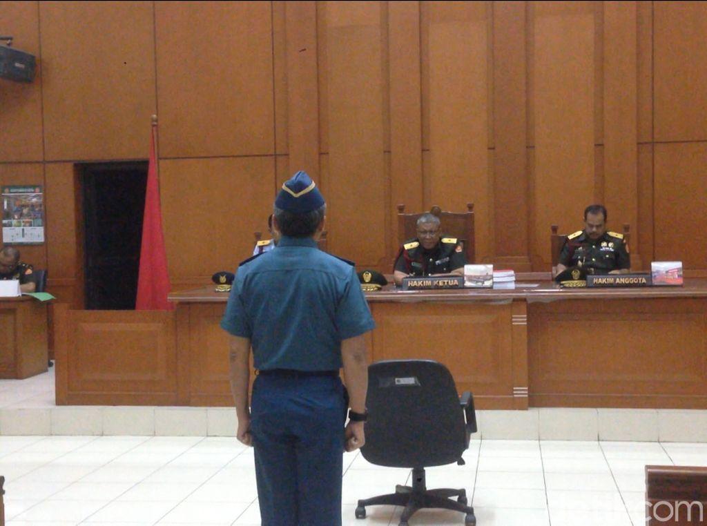Suap Satelit Bakamla, Laksma Bambang Divonis 4,5 Tahun Penjara