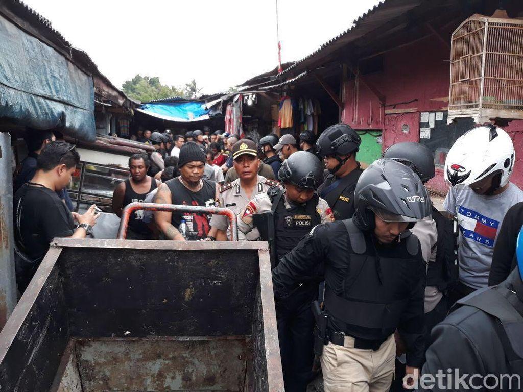 Lagi, Polisi Tangkap 19 Pengguna Narkoba di Kampung Boncos Palmerah