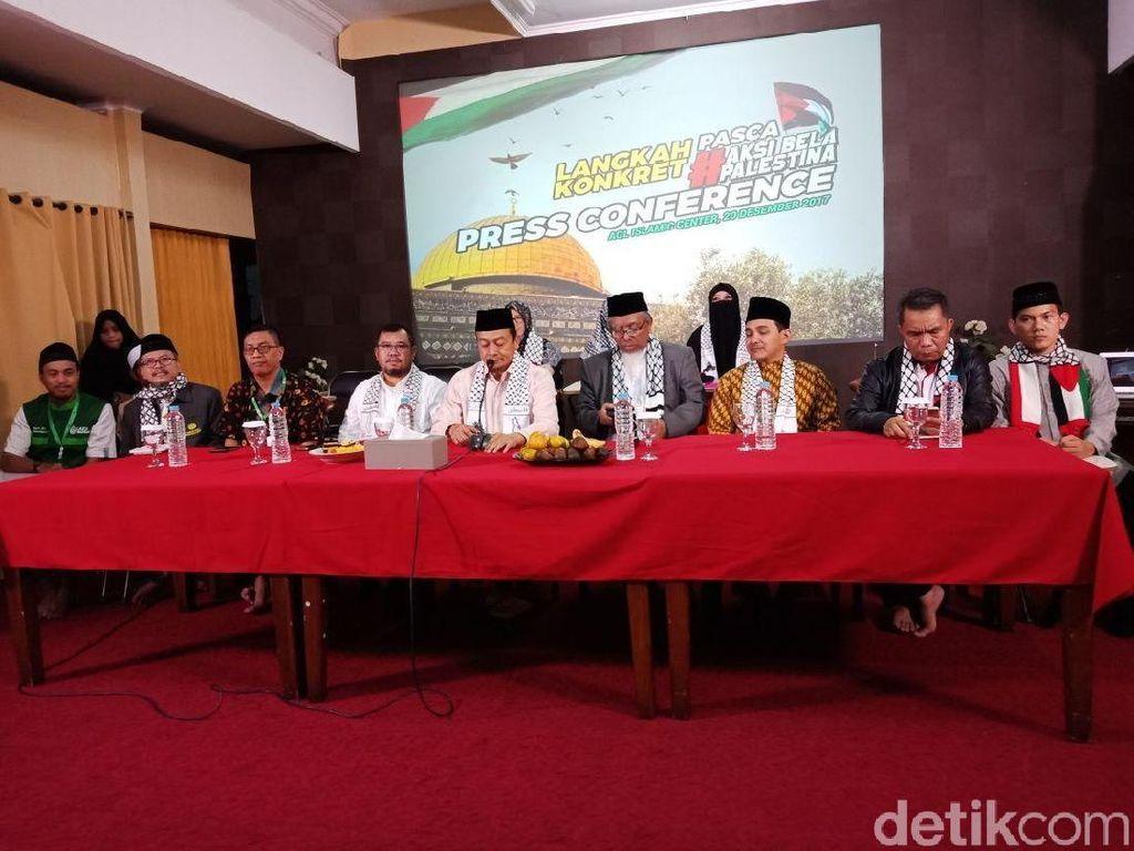 Komentari Veto AS di DK PBB, Ketua GNPF: Musyawarahnya Tak Jelas