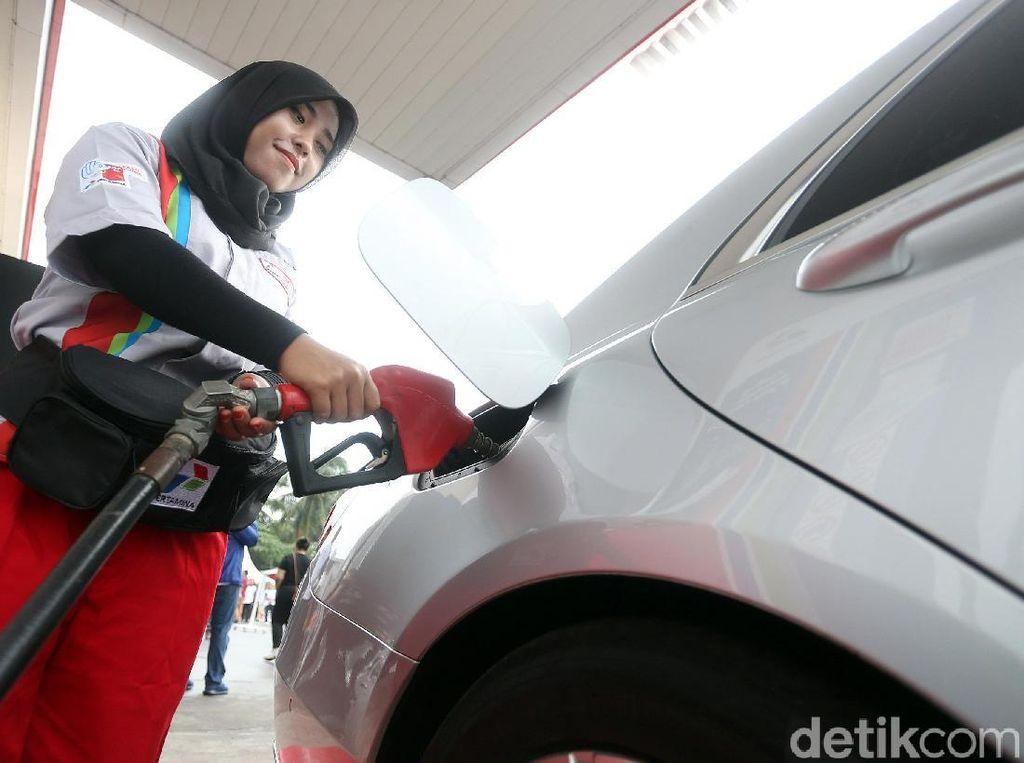 Pertamina Catat Konsumsi Pertamax Turbo Naik Lebih dari 100%