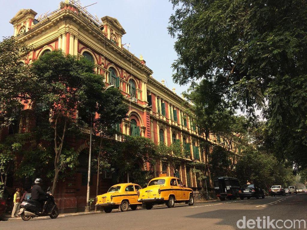 Wajah Kota Tua Kolonial Pertama Inggris di India