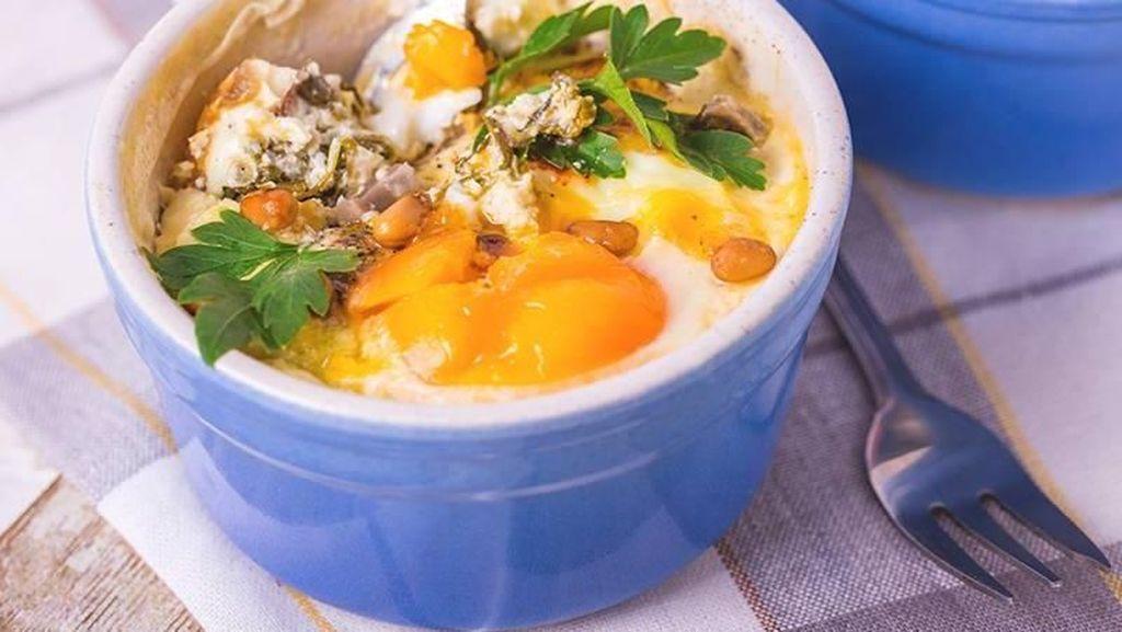 Tak Cuma Diceplok, Lihat 10 Hidangan Telur dari India hingga Prancis