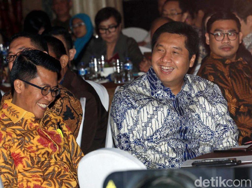 Ketika Para Pengusaha Kumpul dan Bahas Nawacita Jokowi-JK