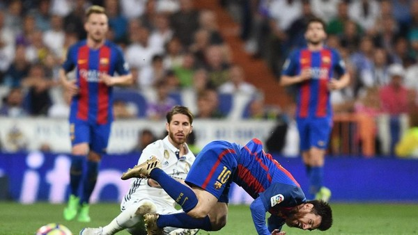 Ramos: Madrid Wajib Menang Lebih dari Sebelumnya