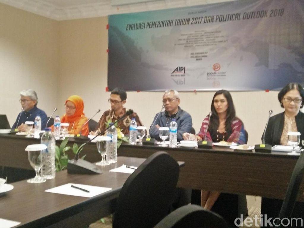 Populi Center: 70% Masyarakat Puas Kinerja Jokowi-JK