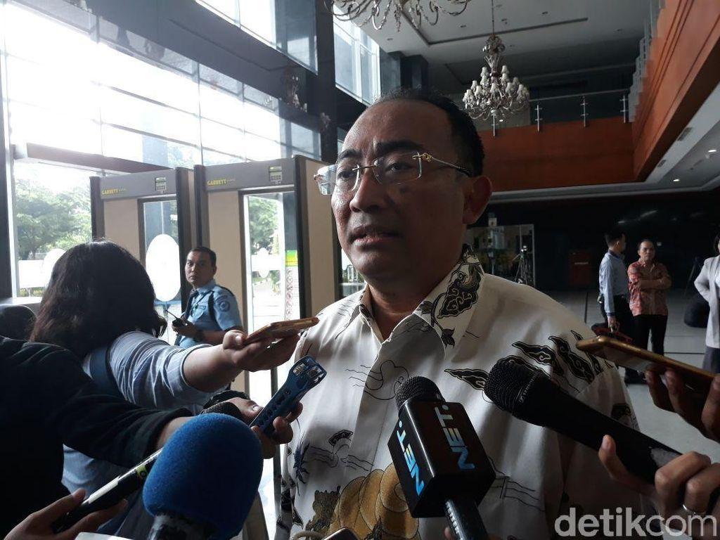 Pengacara: Novanto Siap Terima Apa Pun Putusan Sela