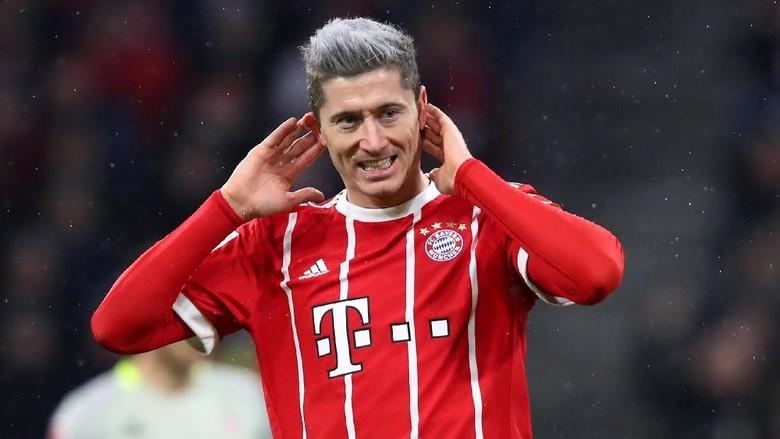 Hadapi Leverkusen, Bayern Tanpa Lewandowski dan Hummels