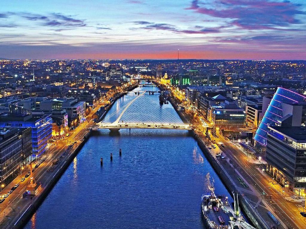 Potret 20 Kota Termurah Eropa Saat Ini