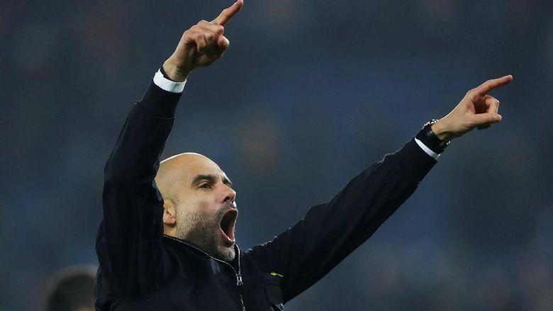 Mancini Sebut Guardiola Bikin City Lebih Mematikan dari Barca