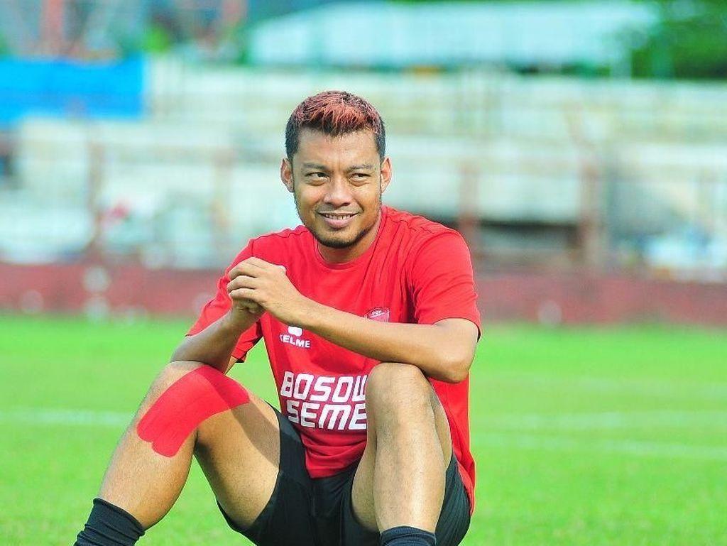 Hamka Hamzah Bantah Sudah Deal dengan Madura United