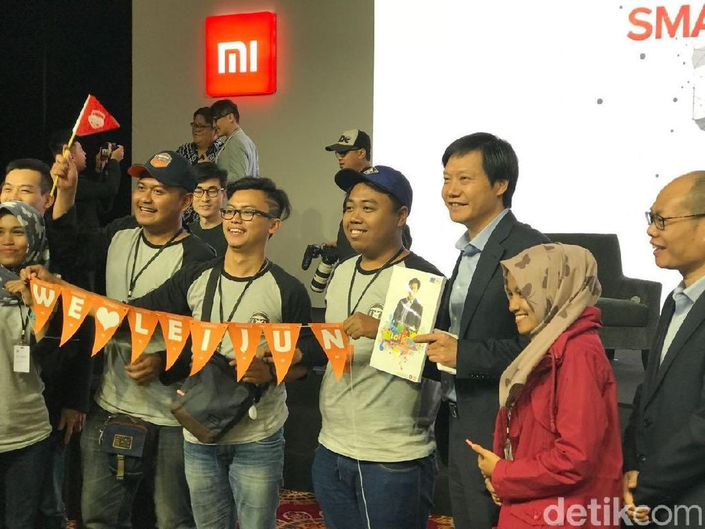 Bos Xiaomi Ultah, Mi Fans Indonesia: We Love Lei Jun