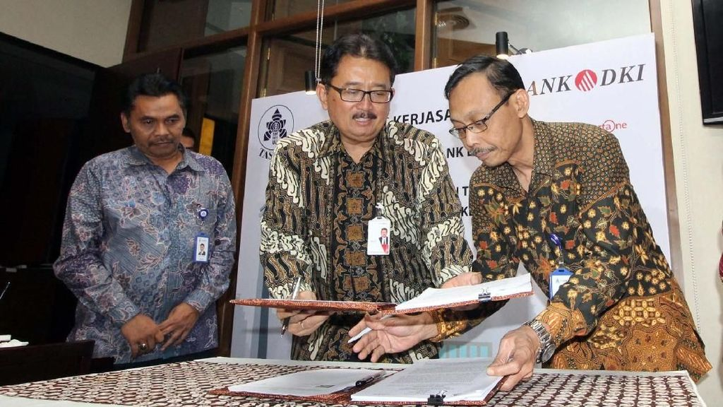 Sinergi BUMN dan BUMD Jakarta