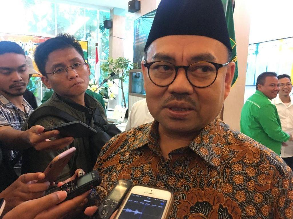 Temui Anies-Sandi, Sudirman Said Bahas Finalisasi Tim Gubernur