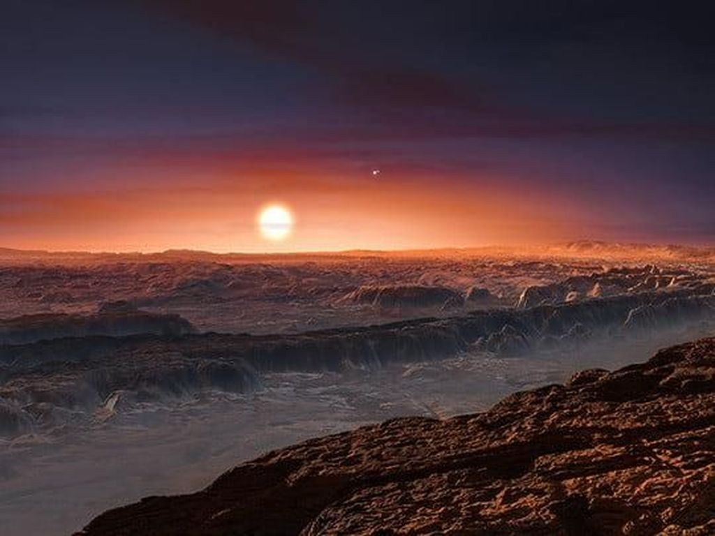 Menelusuri Bukti Kehidupan di Mars dan Planet Selain Bumi