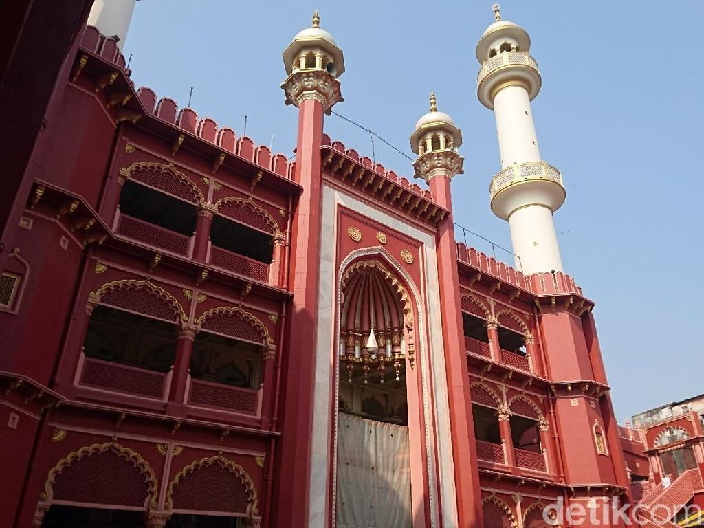 Foto: Kolkata, India yang Ramah Traveler Muslim