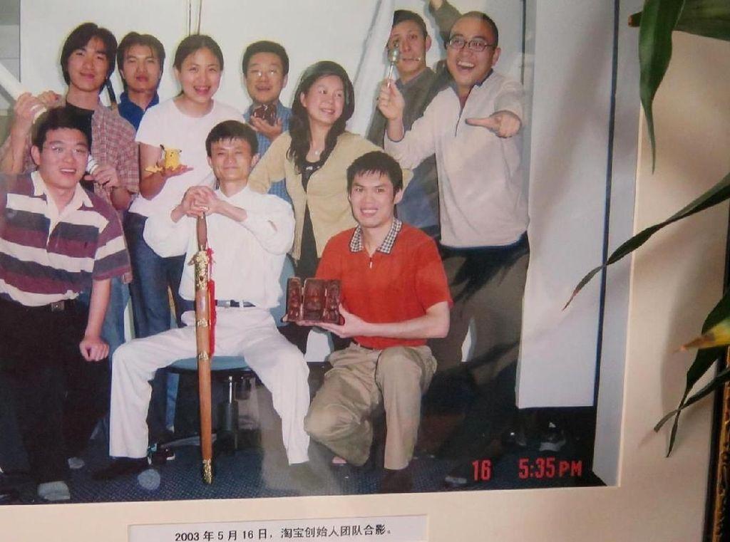 Perjalanan Jack Ma Membuat Alibaba Meraksasa