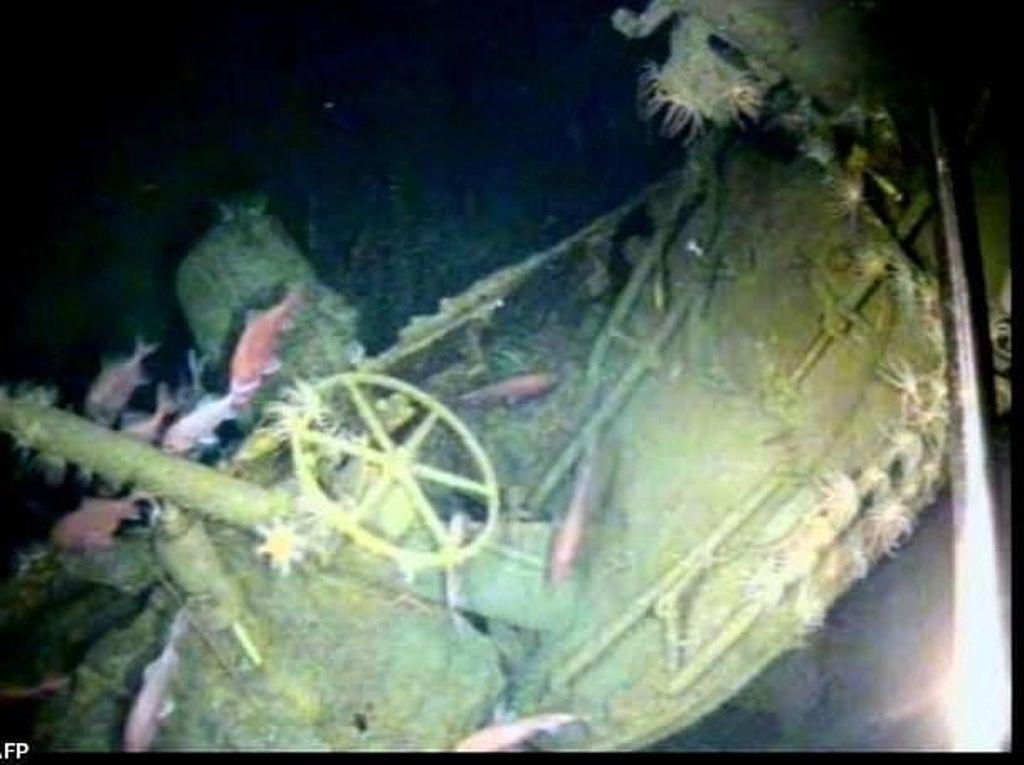 Hilang 1 Abad Lalu, Bangkai Kapal Selam Australia Akhirnya Ditemukan