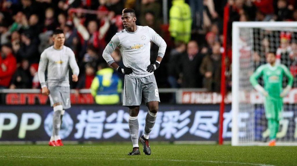 Tumbangnya Sang Juara Bertahan Piala Liga Inggris