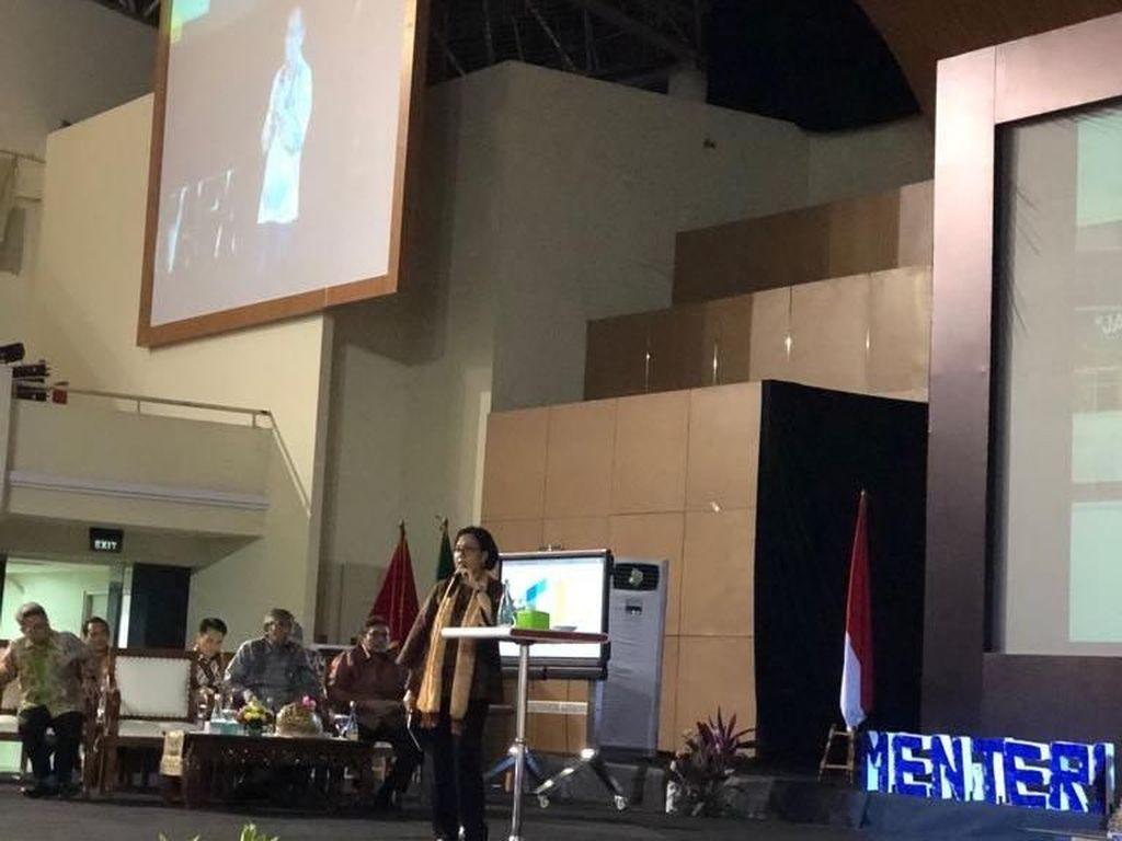 Pesan Sri Mulyani ke Mahasiswa STAN: Jangan Gadaikan Integritas!