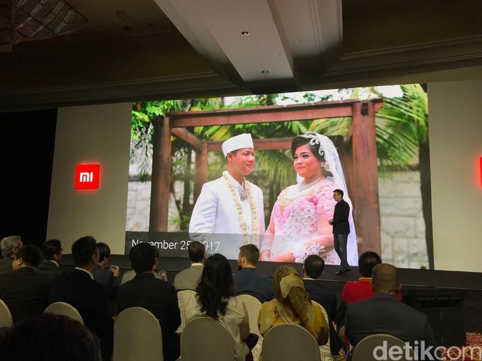Pria Bekasi ini dapat Jodoh dan Menikah Gara-gara Xiaomi