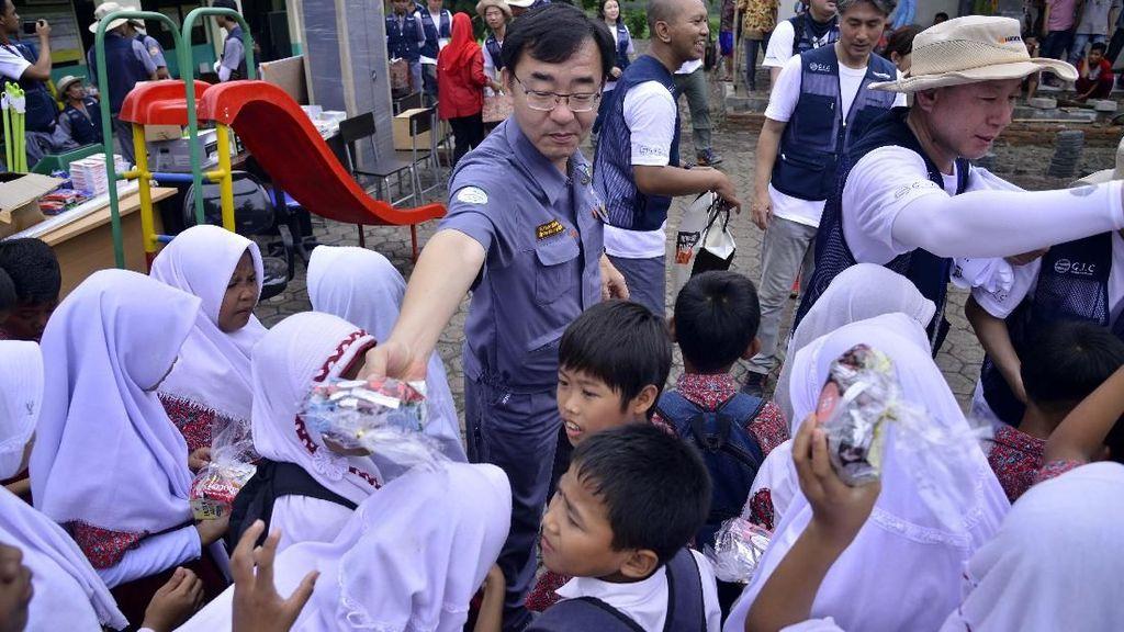 SD Bojong Manggu Bekasi Direnovasi