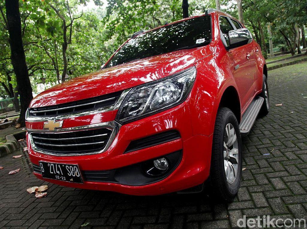 Pamit dari Indonesia, Chevrolet Cuci Gudang, Diskon sampai Rp 80 Juta