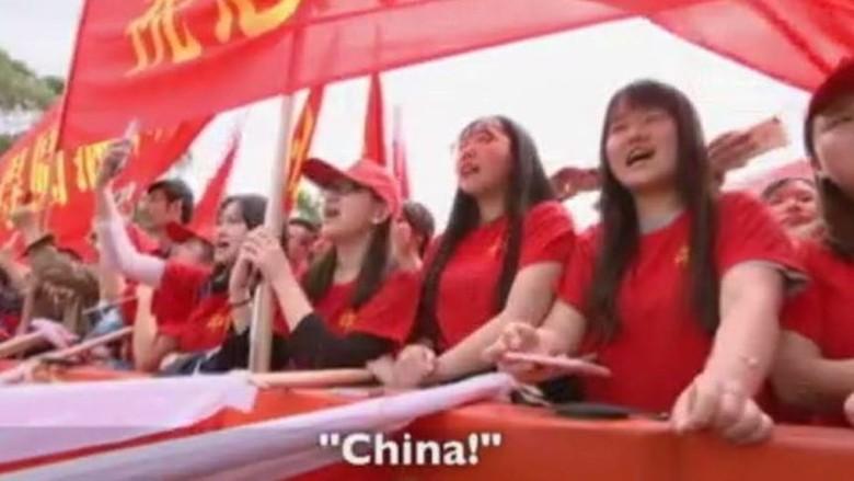 Kedubes China di Canberra Rilis Peringatan Keselamatan Bagi Warganya