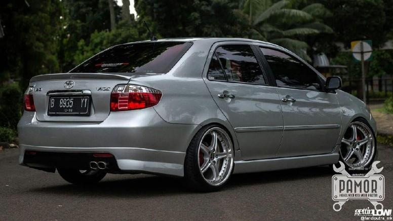 Toyota Vios Perak yang Keren