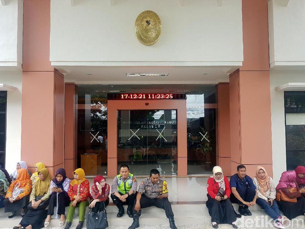 Walikota Jadi Saksi, Sidang Penggelapan Pasar di Sukabumi Tertutup
